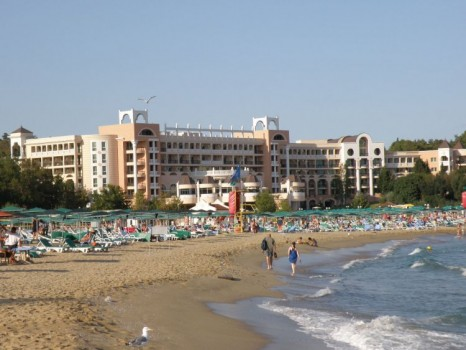 Hotel Marina Beach - Plaja