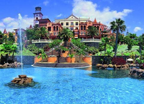 Gran Hotel Bahia del Duque - Hotel & Piscina exterioara