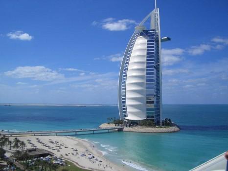 Burj Al Arab - Hotel